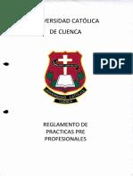 REGLAMENTO PRACTICAS 26-10-2015