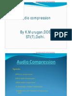 Audio CompressionEA