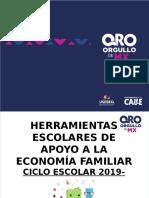 PRESENTACION DE HERRAMIENTAS UTILES ESCOLARES 2019.ppt