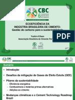 Ecoeficiência Da Industria Brasileira de Cimento