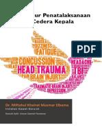 Booklet Protap Cedera Kepala