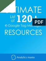 120 Google Tag Manager Resources - Analytics Mania.pdf