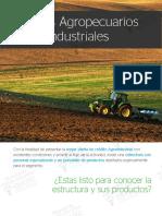 Créditos Agropecuarios