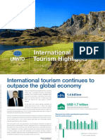 International Tourism Highlights OMT