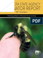 2109 Mn State Agency Pollinator Report