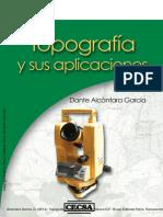 Topografía y Sus Aplicaciones (Pag. 1 - 10)