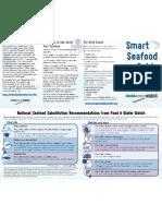 Seafood Card 2010