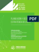 Planificación y Gestión Estratégica de TI