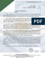 Argentina y la nota del Consulado en Bahía a la Confederación Brasileña de Badminton