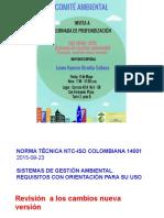 Jornada de Profundización 2016 - ISO 14001.ppsx