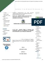 LEI Nº 2.673 - DISPÕES SOBRE O ESTATUTO DOS SERVIDORES PÚBLICOS DO MUNICIPIO DE VARGINHA, DAS AUTARQ