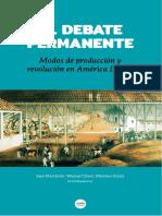 El Debate Permanente. Modos de producción y revolución en América Latina