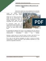RIESGO EN VIVIENDAS CONSTRUIDAS A ORILLAS DE LOS RÍOS