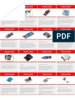Kit de sensores tabloide