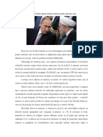 Rusia ofera sprijin Iranului