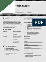 My Resume 2020 PDF