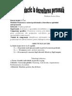 Profesia  preferata cl5.docx