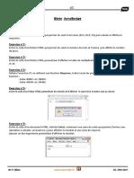 Série JavaScript Correction 4SI TIC