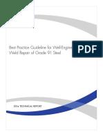 Best practise guideline of well-engineerd weld repairing of P91.pdf