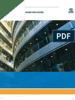TCS Annual Report 2009-2010