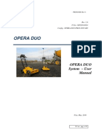 ILTech_IDS OPERA DUO + Ouverture 1.4 User Manual