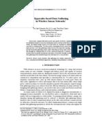 Hypercube-Based Data Gathering in Wireless Sensor Networks