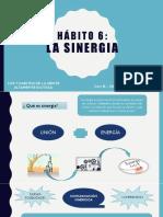 Habito 6 - La sinergia