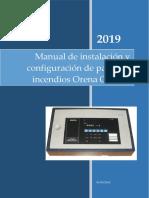 Manual de instalacion Orena ODH04