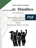 Ethnic Sudies Conference Program