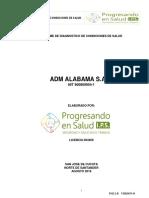 INFORME DX ADM ALABAMA