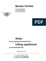 NI184 Lifting Appliances