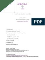 LING - Garrido J., Connecteurs et opérateurs - MÊME, 2000