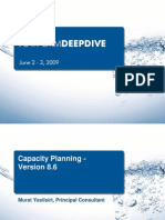 Capacity Planning PDD Final