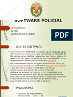 ETS UNION SOFTWARE POLICIAL