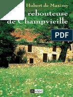 Champvieille - 1 - La rebouteus - Maximy, Hubert de