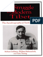 Tashi Tsering - The Struggle for Modern Tibet