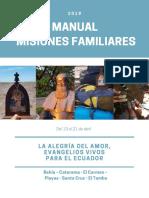 Manual Misionero 2019