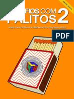 Desafios Com Palitos Vol.2 - Psic. Elton Faria Bastos