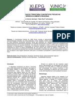 DESCENTRALIZAÇÃO TRIBUTÁRIA E INCENTIVOS FISCAIS