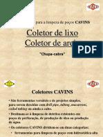 31 - CUCHARA de RECOLECCION - Cavins