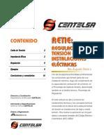 Impedancia de los cables-2017