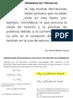 Caělculos Caiěda Tensioěn y Peěrdidas de Potencia