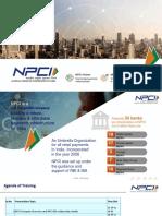 NPCI Workshop Pre-read Material