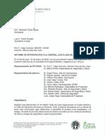 OSHA informe Costa Sur