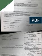 Michael Brown Warrant 31-45