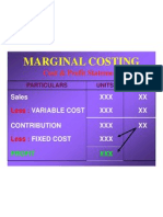 Marginal Costing 07