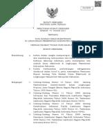 Tata Naskah Dinas Elektronik  Di Lingkungan Pemerintah Kabupaten Kebumen