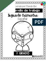 Español primer grado 2do trimeste mundoABC.pdf