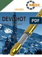 Manual de Usuario Devishot de MCH