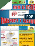 TRANSPORTE Y CARGUIO